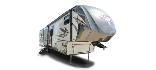Forest River RV Wildwood Heritage Glen Fifth Wheel