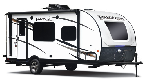 PaloMinis are sometimes identified as RV Types called Mini Travel Trailers.