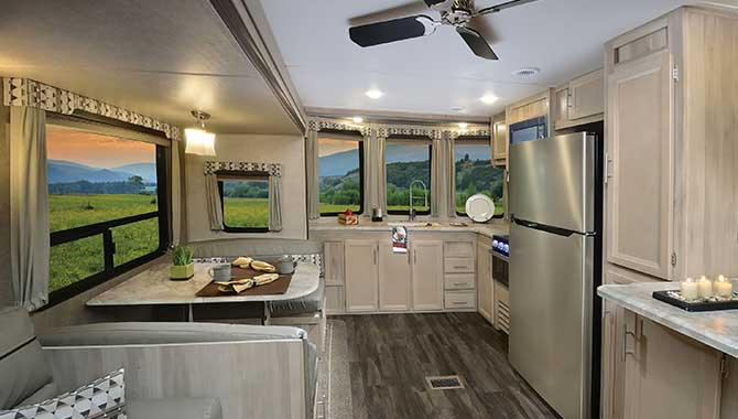 Rv Floor Plans ∣ Front Kitchen Layout ∣ Rv Wholesale
